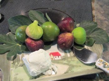 Figs:Cheese