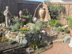Fountain corner